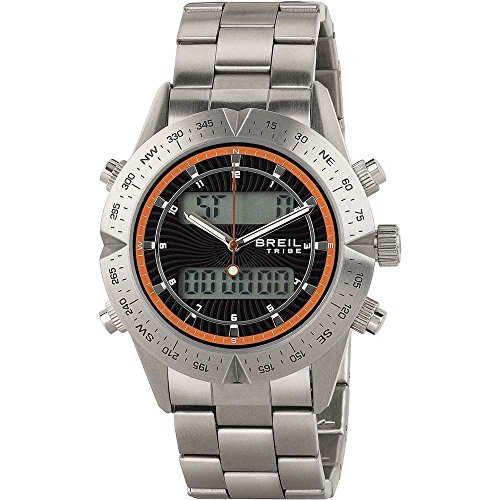 BREIL Watch Tribe Digital Way Male Black - EW0396