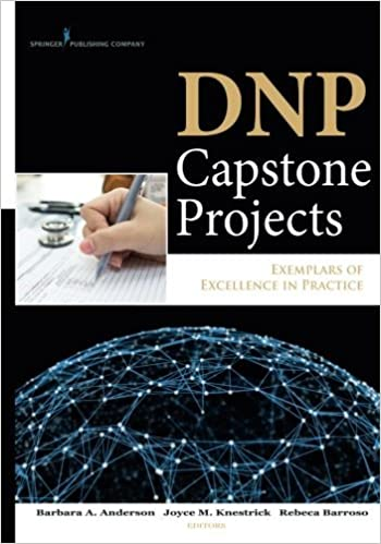 DNP Capstone Projects: Exemplars of Excellence in Practice (2014-09-22)