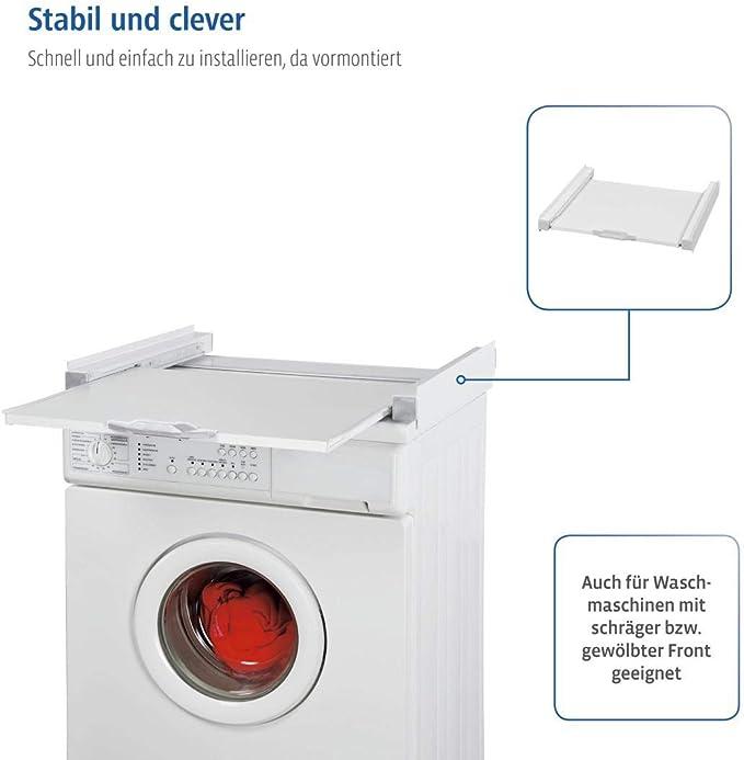 Xavax Hama 00111363 - Kit de sujeción (60 x 55,5 cm), Color Blanco ...