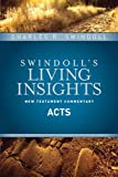 img - for Insights on Acts (Swindoll's Living Insights New Testament Commentary) book / textbook / text book