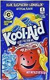 Kool-Aid Ice Blue Raspberry Lemonade Unsweetened Soft Drink Mix, 0.14-Ounce Envelopes