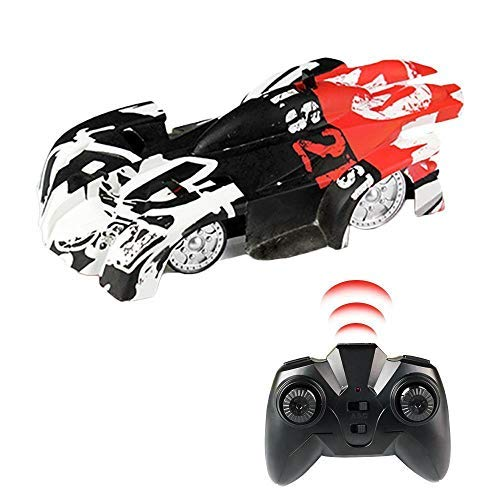 UniDargon RC Car 2.4GHZ Remote Control Car with Rear LED Lights, Fast Race Car 360 Degree Rotating Stunt Vehicle Present for Boys, Girls, Kids