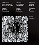 img - for Graphic Design Manual: Principles and Practice book / textbook / text book