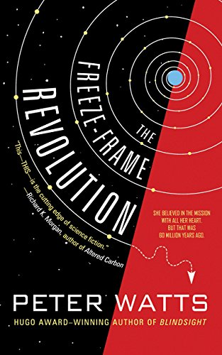 Book Cover: The Freeze-Frame Revolution