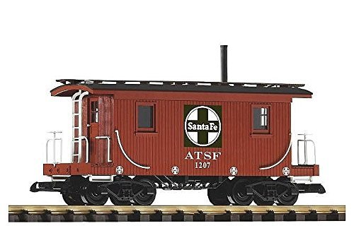 Piko G Scale Train SF SF SF Transfer Caboose 1207 38862 by Piko 37b668