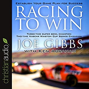 Racing to Win Audiobook