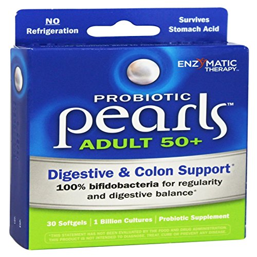 Enzymatic Therapy Probiotic Pearls Softgels product image
