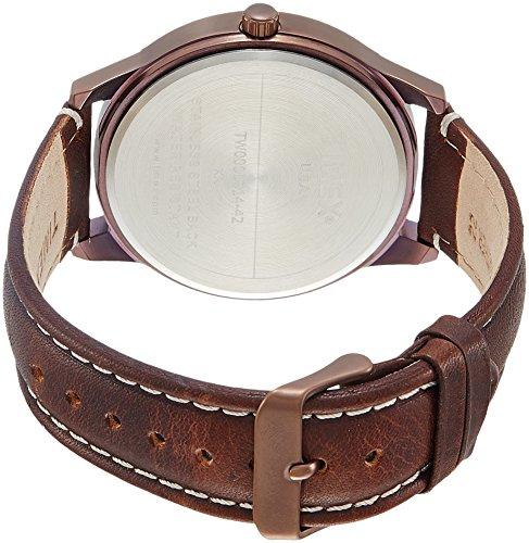 Timex Analog Brown Dial Men's Watch-TW000U914