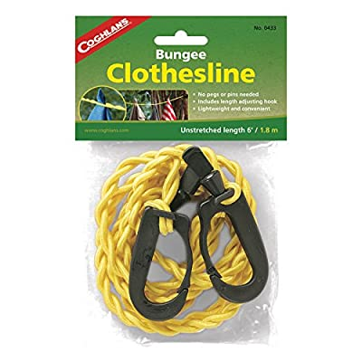 Coghlan's Bungee Clothesline: Sports & Outdoors