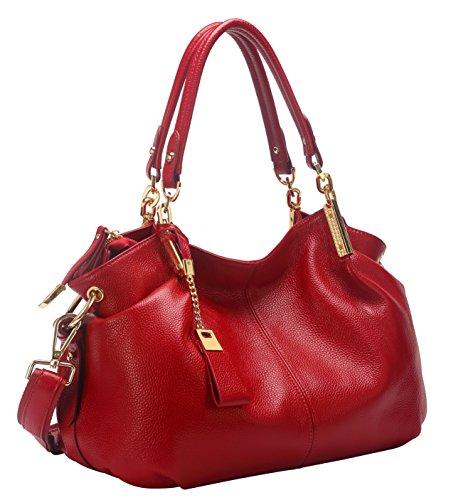Leather Handbags: Amazon.com