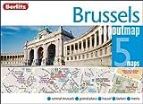 Brussels Berlitz PopOut Map (Berlitz PopOut Maps)