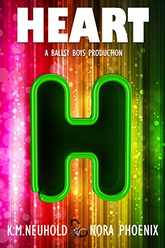 Heart (Ballsy Boys Book 3) (English Edition)