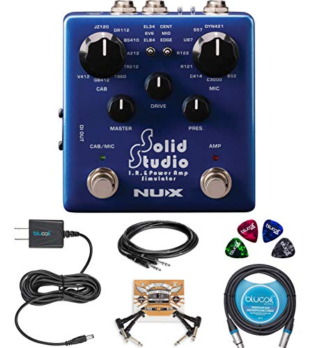 Electric Guitar Preamps