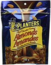 Planters Chocolate Covered Almonds, 200 Grams