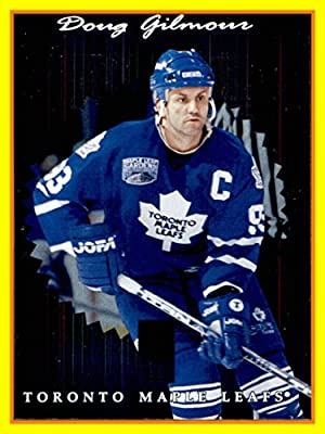 1996-97 Donruss Elite (84d) #44 Doug Gilmour toronto maple leafs