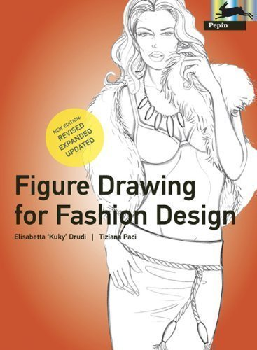 Figure Drawing for Fashion Design (Pepin Press Design Books) Rev Exp Up Edition by Drudi, Elisabetta published by Pepin Pr (2010)
