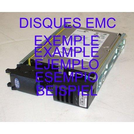 - EMC 5049119 300GB FIBRE CHANNEL 15K RPM
