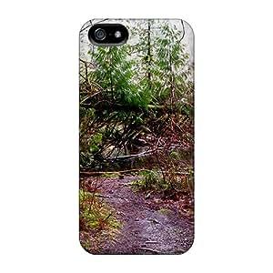 [KYdwFil2557rrpUb]premium Phone Case For Iphone 5/5s/ British Columbia Vancouver Isl Rainforest 4 Tpu Case Cover