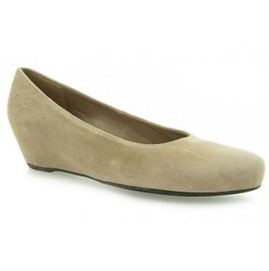 615662170d845 Hogl Women's Shoe Fashion GmbH 5-10-4002 Smart Pump Wedge Shoes in Black