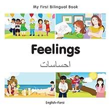 My First Bilingual Book–Feelings (English–Farsi)