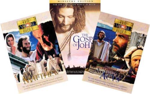 Visual Bible 3-Episode Set (Bad Religion No Control)