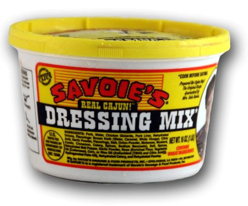 Savoie's Rice Dressing Mix (5 Units Included per Order)