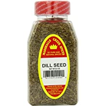 Marshalls Creek Spices Dill Seed Whole, 10 Ounce