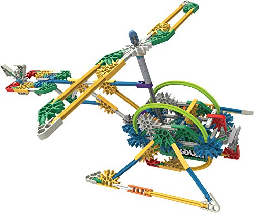 51WTstmRm1L - K'NEX Imagine – Power and Play Motorized Building Set – 529 Pieces – Ages 7 and Up – Construction Educational Toy