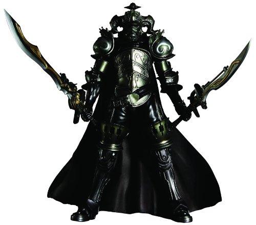 - Square Enix Dissidia: Final Fantasy Play Arts Kai: Gabranth Action Figure