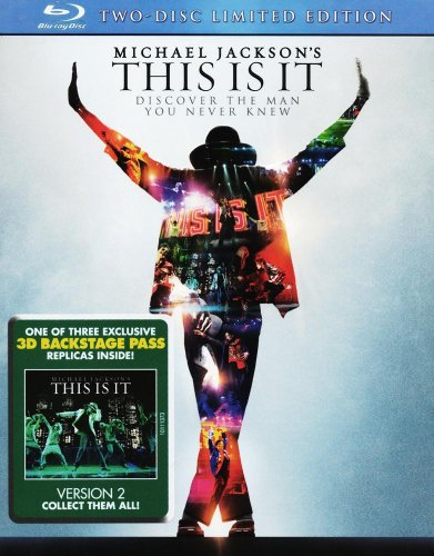 This Is It - Pointing [Blu-ray]