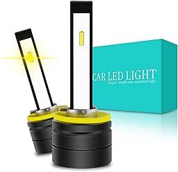 Neon Lights AOTOINK Daytime Running Light Turn Signal Bulb Switchback Sequential 24Inch Flexible Dual Color LED Headlight Surface Strip 60cm Tube Light White /& Amber Running Light