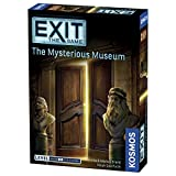 Thames & Kosmos 694227 EXIT: The Mysterious Museum Multiplayer Game, Multi