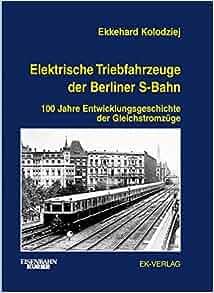 Elektrische Triebfahrzeuge der Berliner S-Bahn: Ekkehard