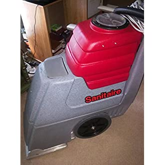 Sanitaire Carpet Machine