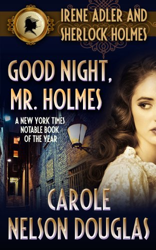 book cover of Good Night Mr. Holmes