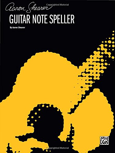 Guitar Note Speller (Shearer Series)