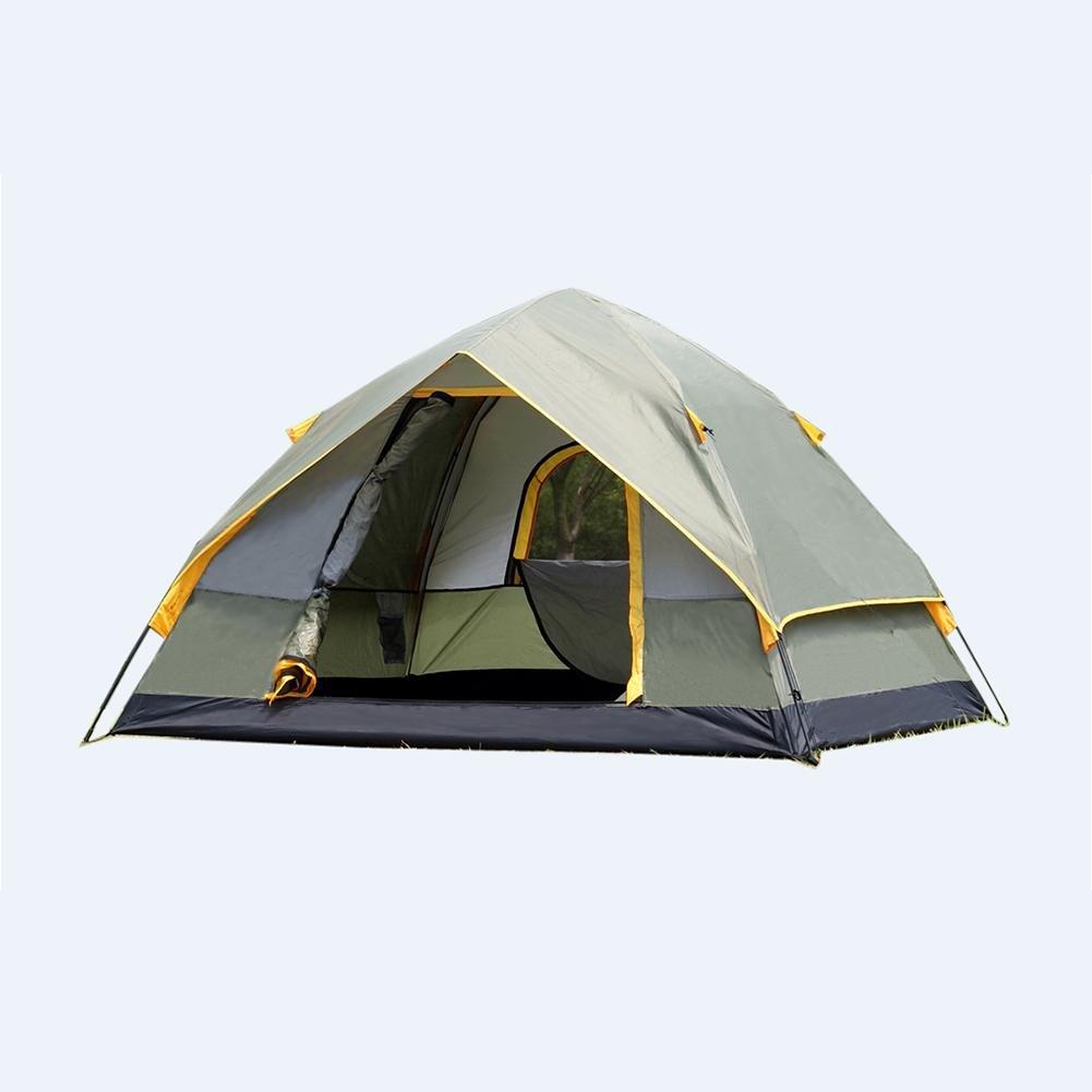 Miao Outdoor 3–4 Personen Camping Regen Prävention Automatische Zelte