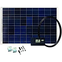 Go Power! GP-RV-80 80-Watt Solar Kit with 30 Amp Digital Regulator