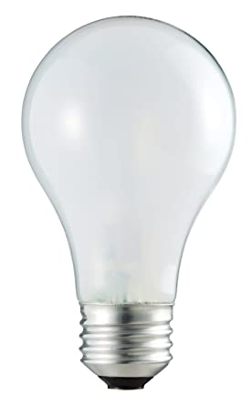 Philips 409821 Halogen 72-Watt (100-Watt Equivalent) A19 Soft White Light Bulb, 2-Pack - Halogen Bulbs - Amazon.com