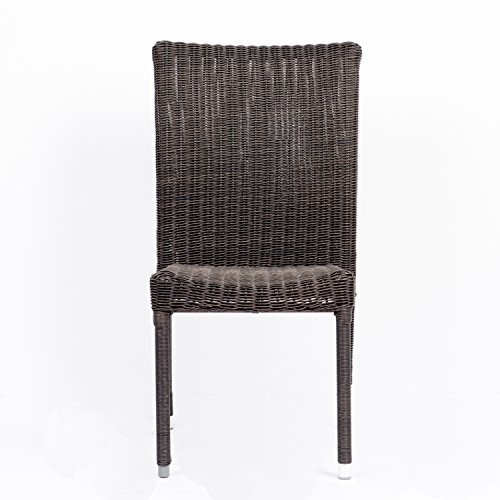 Atlantic Stackable - Atlantic Bari Stackable Chairs, 4-Pack