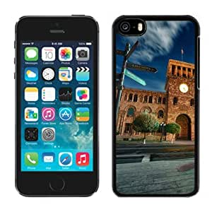 New Beautiful Custom Designed Cover Case For iPhone 5C With Street Signs Phone Case