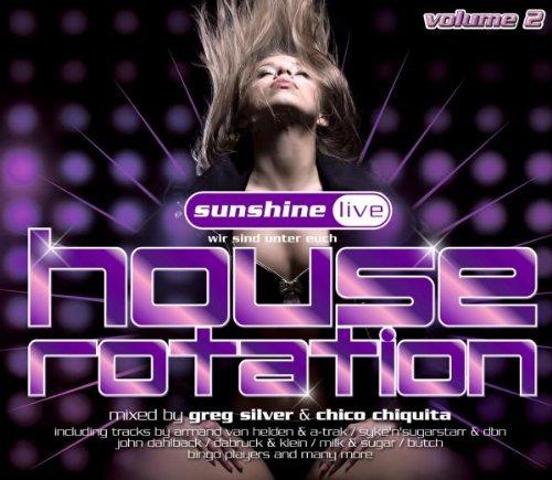 Sunshine Live House Rotation Vol. 2: VARIOUS ARTISTS: Amazon.es ...