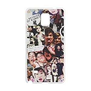 Mischievous 5 SOS Cell Phone Case for Samsung Galaxy Note4