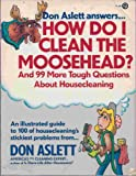 How Do I Clean the Moosehead?