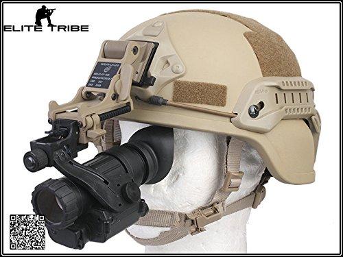 Militär kampf taktisch helm berg nachtsichtbrille berg für ops core
