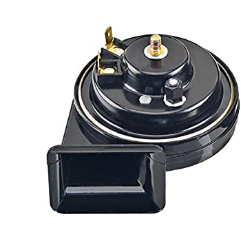 wolo (310-2t) loud one horn - 12 volt, low tone