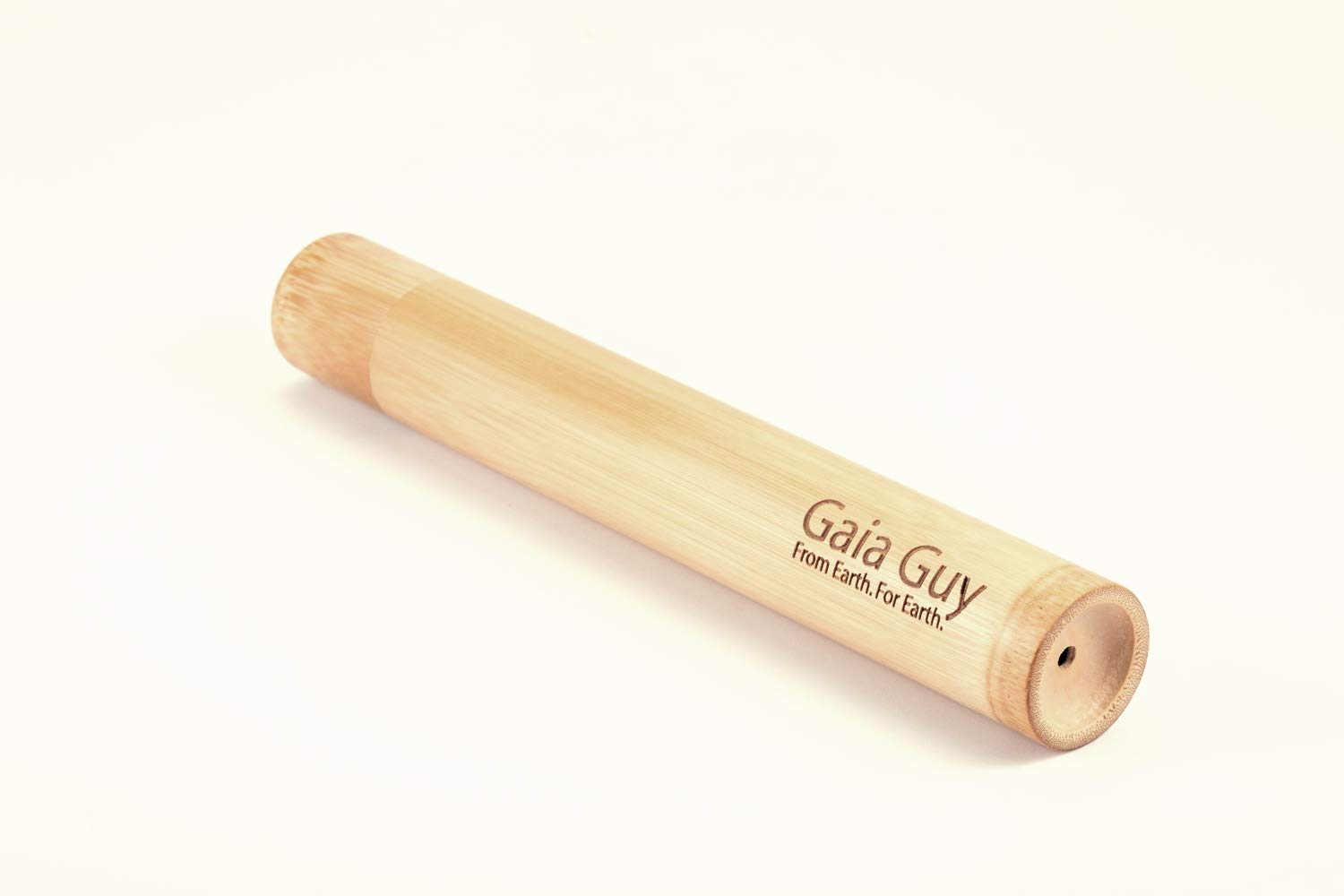 Bamboo Toothbrush Travel Case - The Eco-Friendly Holder for Your toothbrushes Gaia Guy
