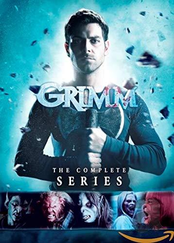 Grimm - Complete Collection (1 DVD): Amazon.es: Cine y Series TV