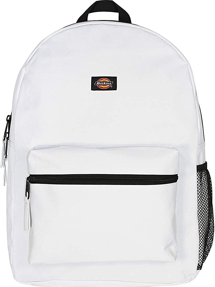 Dickies Student, WHITE, One Size