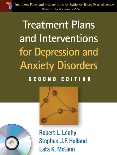 Treatment Plans and Interventions for Depression and Anxiety Disorders, 2e: Treatment Plans and Interventions for Evidence-Bas Pdf